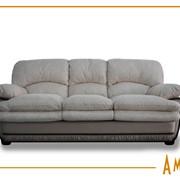 Кожаный диван, кожаная мебель фото