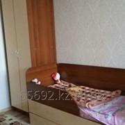 Гарнитур детский в Астане,кровать со шкафом фото