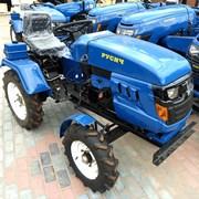 Мини-трактор Русич Т-12 фото