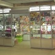 Мебель для аптек, киосков, АЗС фото