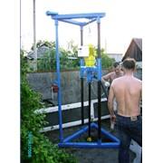 Малая буровая установка для бурения водных скважин фото