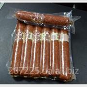 Колбасное изделие сыровяленое Мускатная фото