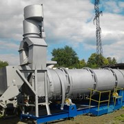 Асфальто-бетонный завод ДС-158 фото