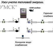 Монтаж теплосчетчиков фото