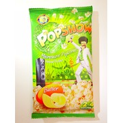 Попкорн для микроволновой печи со вкусом масла Pop Show фото