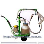Доильный аппарат для коз Белка-1 фото