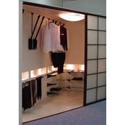 Шкаф гардеробный фото