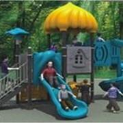Детская игровая площадка ДП10036A фото