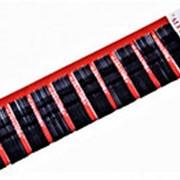 """Невидимка 962963 BBox LT 3131 металлическая см_4,5 """"Aleksandra"""" на картоне в уп.100 шт. ( цена за 1 уп.) фото"""