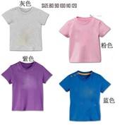 Одежда детская Children summer tops Boys short sleeev tshirt 80 90100 110 120CM have size chart, код 902250680 фото