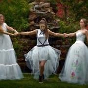 Свадебные и вечерние платья на заказ. фото