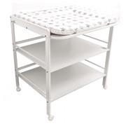 Geuther Мобильный пеленальный столик Geuther Clara белый фото