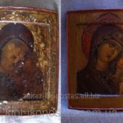 Реставрационные работы, иконы, картины, живопись фото