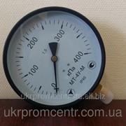 Манометр, мановакуумметр и вакуумметр МТ-4-М, МТ-4У-В фото
