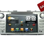 Штатная магнитола Ca-Fi 3001009 Toyota Camry 06-12 Android фото