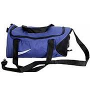 Сумка рюкзак спортивная NIKE синий фото