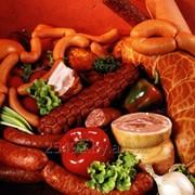 Продукция колбасного цеха СПК Нива-2003 фото