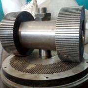 Ролики гранулятора 330 мм фото