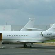 Чартерные рейсы в Киеве Falcon 2000EX фото