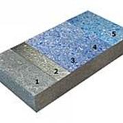 Устройство (монтаж) полимерного наливного декоративного покрытия для средних и тяжелых нагрузок фото