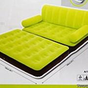 Надувной диван Comfort Green фото