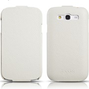 Чехол Icarer для Samsung i9080 Galaxy Grand Duos, белый фото