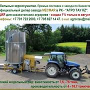 Мобильные зерносушилки из Италии. фото