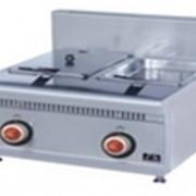 Фритюрница газовая 2-секционная TCTG-6х2.R «ТОР-600 Газовая» фото