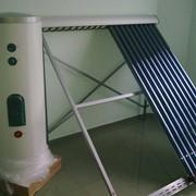 Проектирование, монтаж, наладка систем энергосбережения: солнечные коллектора. фото