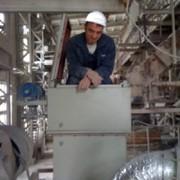 Сервисное обслуживание промышленных систем аспирации фото