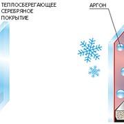 Энергосберегающие стеклопакеты (И-стекло) фото
