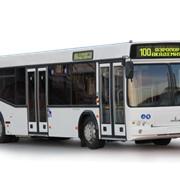 Автобус городской МАЗ 103 фото