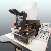 ЭМ-576А, система управления установкой совмещения и экспонирования фото