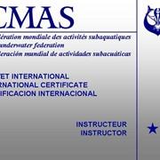 Обучение дайвингу - Инструктор ** CMAS фото