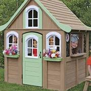 Детский домик Джорджия 2 (175х127х167см) фото