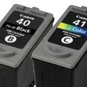 Заправка картриджей струйного принтера Canon PG40/ CL41/ 511/ 510 HP 122/ 21/ 22/ 140 и т.п. фото