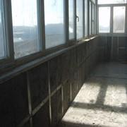 Теплоизоляция балкона фото