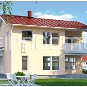 Финский каркасный дом Casa 135 фото