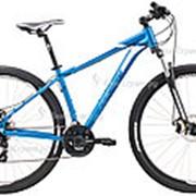 Велосипед Merida Big.Nine 10-MD (2020) Синий 17 ростовка фото