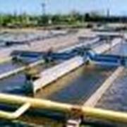 Механическая очистка сточных вод фото