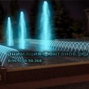 Анимация фонтанов фото