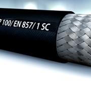 Шланг высокого давления компактной конструкции KP 100 (1SC) фото