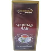Чай черный Стевилайт фито фото