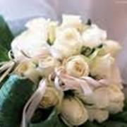 Услуги свадебной флористики фото