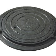 Люк чугунный тип Л (ГОСТ 3634-99) 88 кг фото