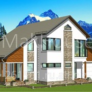 Проект дома Alpina 313м2 фото
