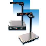 Весы торговые электронные МК-15.2-ТВ21, МК-15.2-ТН21