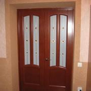 Установка межкомнатных дверей в Мариуполе фото