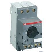 Автомат защиты двигателей MS116, 132 (ABB) фото