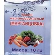 Перманганат калия марганцовка пакет 10 г фото